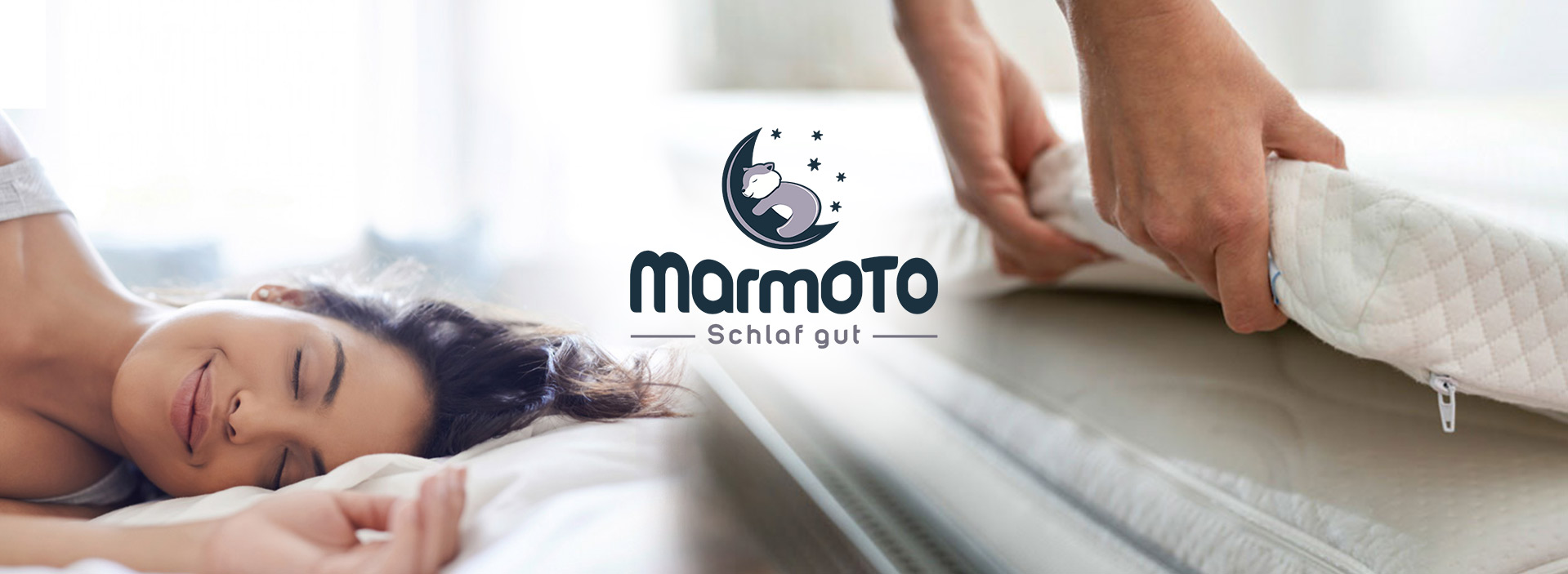 Marmoto - Schlaf gut Header